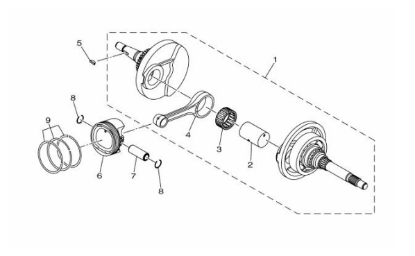 02 Crankshaft & Piston