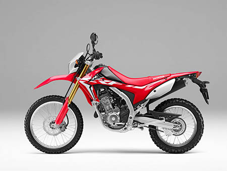 CRF250L 2017 Plastic Parts