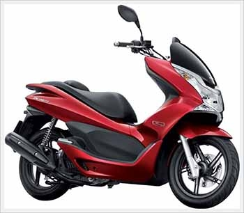 PCX 125/150 Genuine Parts '12-'14