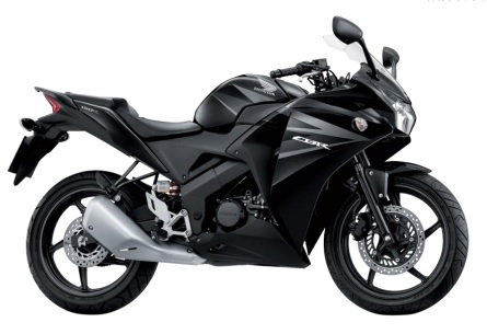 CBR150R Asteroid Black Metallic (NHA35M)