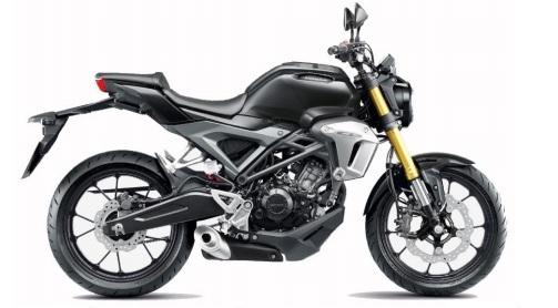 CB150R ABS Black Plastic (NHA35M)