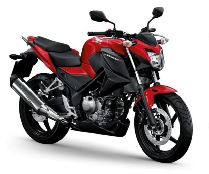 CB300F Red Plastic