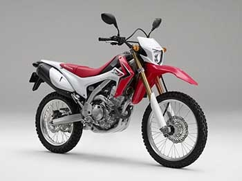 CRF250L Genuine Parts