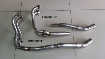Yamaha R-3 Full system Pipe