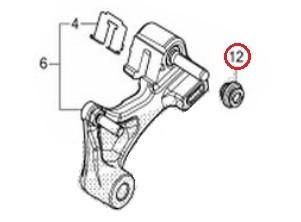 Boot B Honda 45133-MA3-006
