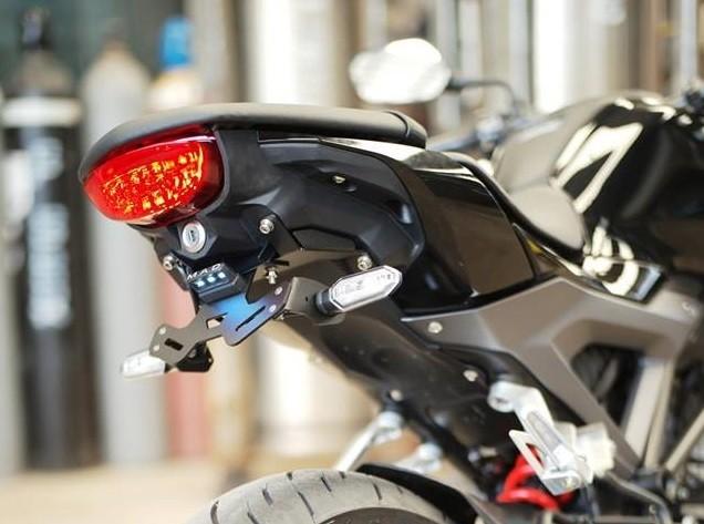 Honda CB125R CB150R Rear Luggage Rack