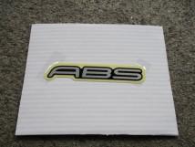 Yamaha ABS Emblem