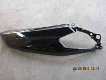 Yamaha NMAX Left Rear Panel-Black