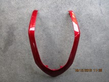 Yamaha NMAX Front Grill-Red
