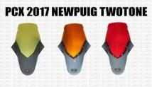 Honda PCX 150 2017 New Puig Twotone