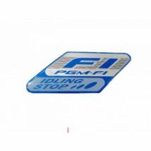 Honda PCX FI IDLING STOP Sticker