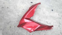 Honda PCX Left Front Cover Red