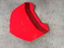 Honda Forza Rear Fender Piece - Red