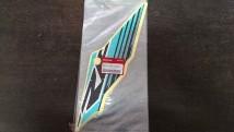 Left Rear Shroud Sticker