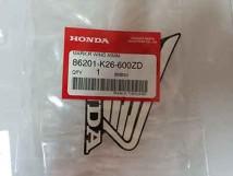 Honda MSX Grom Right Side Wing Mark