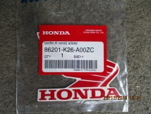 Honda Wing Sticker Right