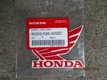 Honda Wing Sticker Left