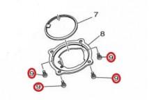 Yamaha Bolt Hexagon Socket Head