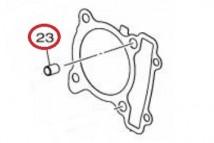 Yamaha Dowel Pin