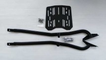 Honda CB(R)650F Rack and Plate