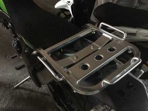 Aluminium Kawasaki KLX/DTX 250 Rear Rack