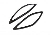 New Grand Filano Hybrid Rear Light Cover (Chrome/Black)
