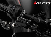 Black Edition Front Brake Reservoir Cover