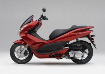 PCX Complete Red Parts