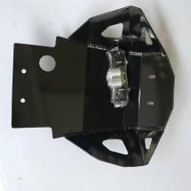Honda CRF250L/M Heavy Duty Skid Bash Plate-Black