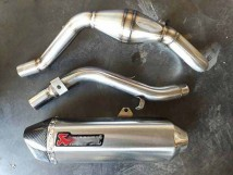 Honda CRF250L Full system Exhaust with muffler