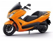 Honda Forza Full Set Of Orange Plastic Parts