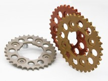 MSX/Grom G-CRAFT Sprocket Hard Anodize (Gold)