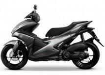 Yamaha Aerox Gray Plastic Set