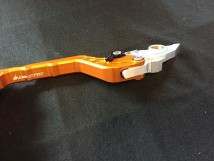 Adjustable Front Brake Lever (Curve Surface)