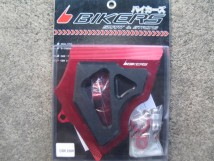 Honda CBR1000RR Front Sprocket Cover-red