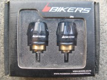 Honda CBR1000RR Bar End Weights-Black