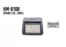 Spark 135 Hurricane Air Filter (Stainless Steel)