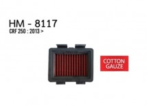 CRF250L/Rebel 500 Hurricane Air Filter (Cotton Gauze)
