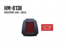 Exciter 150 Hurricane Air Filter (Cotton Gauze)