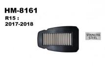 R15 (2017) Hurricane Air Filter (Stainless Steel)