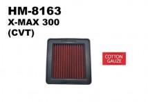 X-MAX 300 (CVT) Hurricane Air Filter (Cotton Gauze)