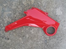 Honda MSX Left Side Cover red 83540-K26-900ZB