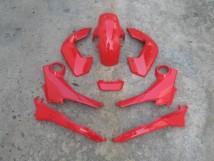 Honda MSX Plastics Red - Complete Set! MSX_RED_SET