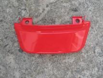 Honda MSX Rear Center Cowl Red 77230-K26-900ZC