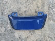 Honda MSX 125 Rear Center Cowl Candy Pisces Blue