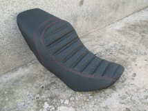 Honda Grom / MSX Carbon Look Seat without Logo