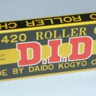 D.I.D Roller Chain 420 106 RB Innova 125 / MSX125