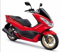 PCX Red Plastic Parts Complete (R263) PCX_RED_SET_2014
