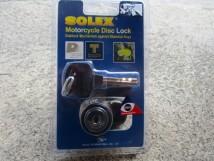 Solex Disc Lock
