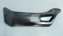 Honda PCX Left Side Cover Silver
